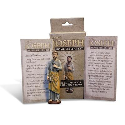 photo relating to Printable Prayer to St. Joseph titled How in direction of Bury St joseph Statue St Joseph Statue