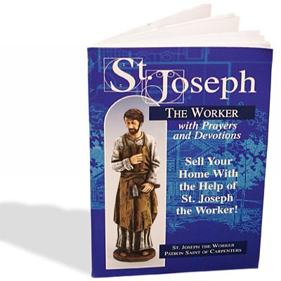 St Joseph The Worker Book